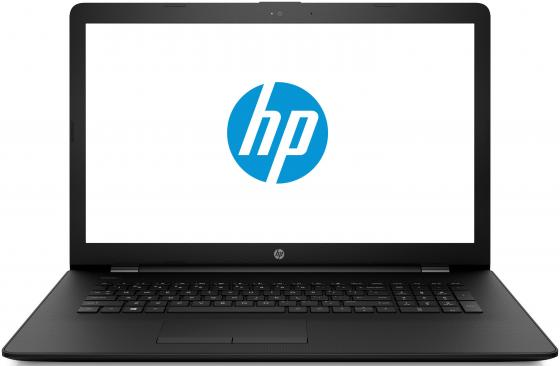 "Ноутбук HP 17-ak059ur 17.3"" 1600x900 AMD A9-9420 500 Gb 4Gb AMD Radeon 530 2048 Мб черный Windows 10 Home 2CR24EA"