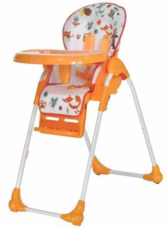 Стульчик для кормления Everflo Forest (orange) стульчик для кормления sweet baby couple amethyst