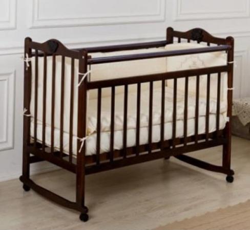Кроватка Everflo Pali ES-001 (chocolate)
