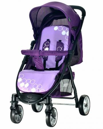 Прогулочная коляска Everflo Friend (purple) прогулочная коляска everflo friend blue