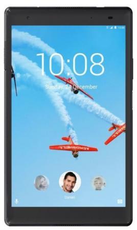 "Планшет Lenovo Tab 4 Plus TB-8704X 8"" 64Gb черный Wi-Fi 3G Bluetooth LTE Android ZA2F0042RU цена 2017"