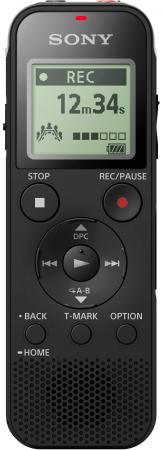 цена на Цифровой диктофон Sony ICD-PX470 4Gb черный