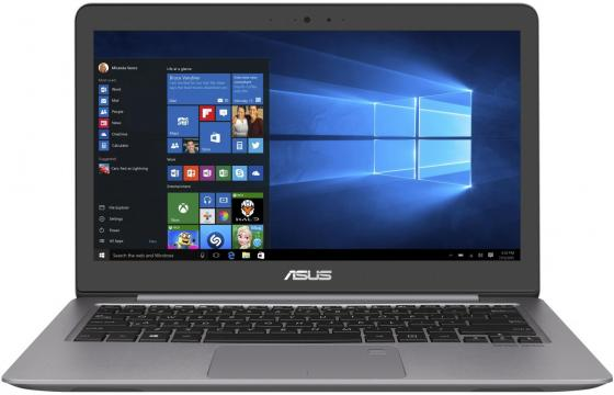 Ноутбук ASUS Zenbook UX310UA-FC593R 13.3 1920x1080 Intel Core i3-7100U 500 Gb 4Gb Intel HD Graphics 620 серый Windows 10 Professional 90NB0CJ1-M15540