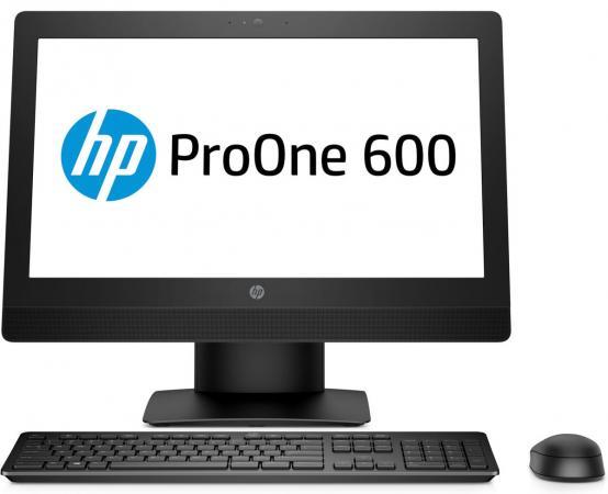 Моноблок 21.5 HP ProOne 600 G3 1920 x 1080 Intel Core i3-7100 4Gb 1 Tb Intel HD Graphics 630 Windows 10 Professional черный 2KR76EA моноблок 20 hp proone 400 g3 all in one 1600 x 900 intel core i3 7100t 4gb 500gb intel hd graphics 630 windows 10 professional черный 2kl12ea