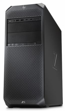 Фото Системный блок HP Z6 G4 Xeon 4108 1.8GHz 32Gb 1Tb DVD-RW Win10Pro клавиатура мышь черный 2WU44EA системный блок