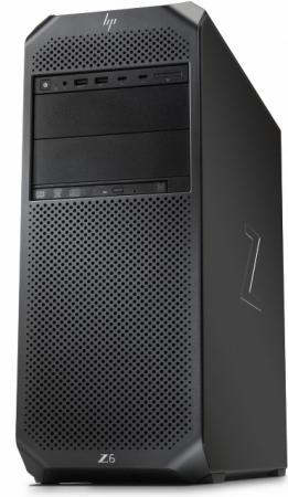 Системный блок HP Z6 G4 Xeon 4108 1.8GHz 32Gb 256Gb SSD DVD-RW Win10Pro клавиатура мышь черный 2WU45EA пк hp z6 g4 xeon 4108  1 8   32gb