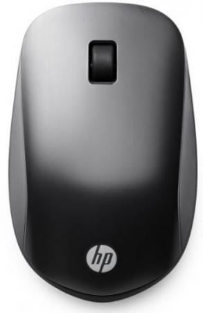Мышь беспроводная HP Slim Bluetooth Mouse чёрный Bluetooth F3J92AA мышь hp wireless mouse x7500 беспроводная h6p45aa h6p45aa