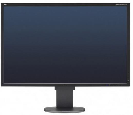 Монитор 30 NEC EA305WMI-BK черный AH-IPS 2560х1600 350 cd/m^2 6 ms DVI DisplayPort HDMI Аудио монитор nec ea193mi bk