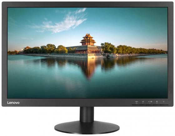 "Монитор 22"" Lenovo ThinkVision T2224d черный VA 1920x1080 250 cd/m^2 7 ms VGA DisplayPort цена и фото"