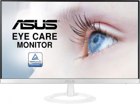 Монитор 27 ASUS VZ279HE-W белый IPS 1920x1080 250 cd/m^2 5 ms VGA HDMI 90LM02XD-B01470 цена
