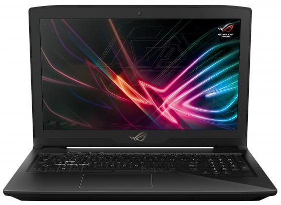 Ноутбук ASUS ROG GL503VD-FY246T 15.6 1920x1080 Intel Core i5-7300HQ 1 Tb 128 Gb 8Gb nVidia GeForce GTX 1050 4096 Мб черный Windows 10 Home 90NB0GQ2-M04330 ноутбук asus k501ux dm201t bts 15 6 intel core i5 6200u 2 3ghz 8gb 1tb hdd 90nb0a62 m03360