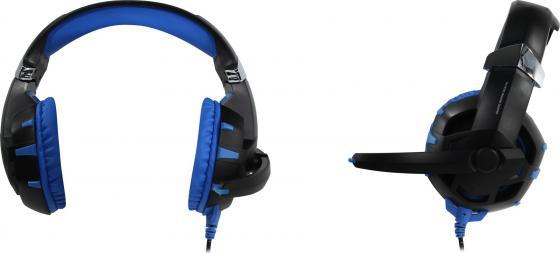 Гарнитура Dialog Gan-Kata HGK-34L черный синий цена и фото