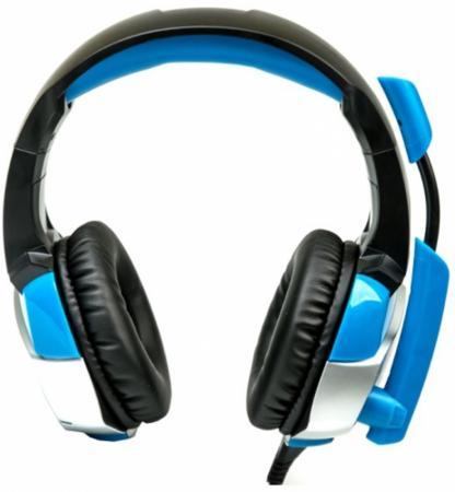 Гарнитура Dialog Gan-Kata HGK-37L черный синий