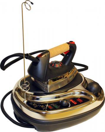 Парогенератор MIE Stiro Nonstop 1300Вт чёрный серебристый mie stiro nonstop парогенератор