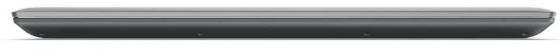 "Ноутбук Lenovo IdeaPad 320-17AST 17.3"" 1600x900 AMD A4-9120 500 Gb 4Gb Radeon R3 серый Windows 10 Home 80XW005TRU"