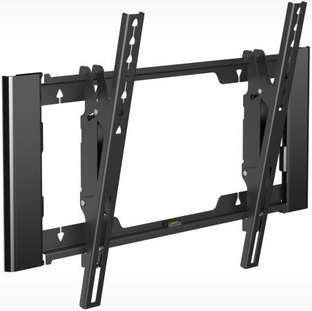 Кронштейн Holder T4925-B черный для ЖК ТВ 26-55 настенный наклон до 40 кг barkan 34f b кронштейн для тв