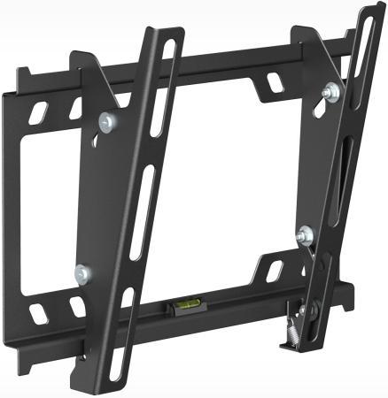 Кронштейн Holder T2627-B черный для ЖК ТВ 22-40 настенный наклон до 25 кг