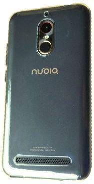 Чехол Nubia для Nubia N1 Lite прозрачный nubia