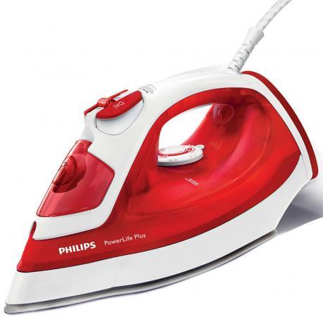 Утюг Philips GC2986/40 2400Вт белый красный утюг philips gc2986 40