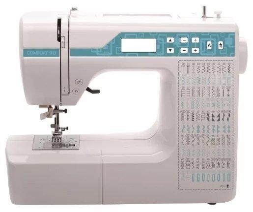 лучшая цена Швейная машина Comfort 90 белый