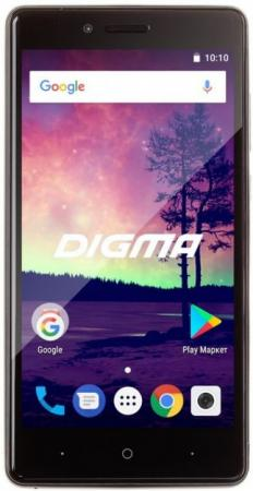 Смартфон Digma VOX S509 3G черный 5 16 Гб Wi-Fi GPS 3G VS5032PG планшет digma plane 1601 3g ps1060mg black