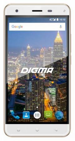 Смартфон Digma CITI ATL 4G белый 5 32 Гб LTE Wi-Fi GPS 3G смартфон meizu m5 note серебристый 5 5 32 гб lte wi fi gps 3g