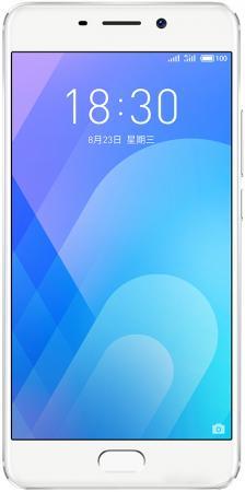 Смартфон Meizu M6 Note серебристый 5.5 32 Гб LTE Wi-Fi GPS 3G M721H_32GB_SILVER