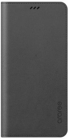 Чехол (флип-кейс) Samsung для Galaxy A8 Designed Mustang Diary серый (GP-A530KDCFAIB)