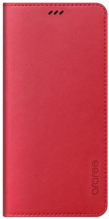 Чехол (флип-кейс) Samsung для Samsung Galaxy A8 Designed Mustang Diary красный (GP-A530KDCFAID) pink tree design pu кожа флип крышку кошелек карты держатель чехол для samsung c5