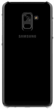 Чехол (клип-кейс) Samsung для Samsung Galaxy A8+ NU:KIN прозрачный (GP-A730KDCPAIA) все цены