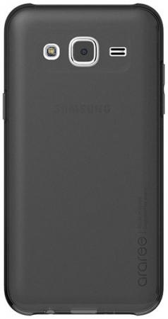 Чехол (клип-кейс) Samsung для Samsung Galaxy J2 (2018) araree черный (GP-J250KDCPAIB) чехол клип кейс samsung для samsung galaxy a8 wits soft cover черный gp a530wscpaac