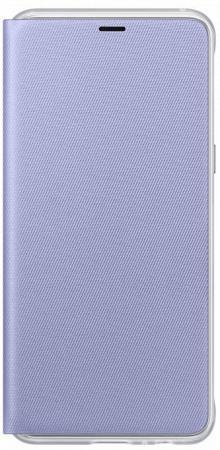 Чехол (флип-кейс) Samsung для  Galaxy A8 Neon Flip Cover фиолетовый (EF-FA530PVEGRU)