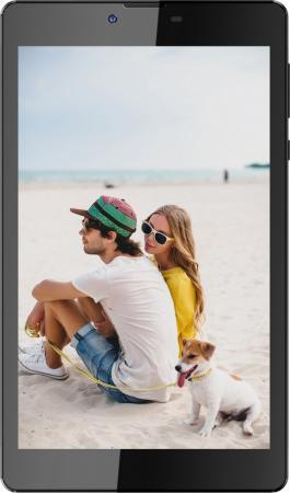 """Планшет Irbis TZ737b 7"""" 8Gb черный Wi-Fi 3G Bluetooth Android TZ737b irbis tz707 wi fi и 3g черный 8гб"""