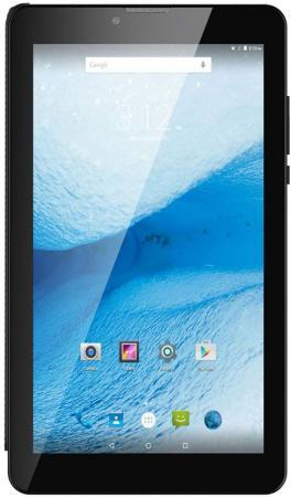 SUPRA M74D 4G 7.0/1GB/8GB/LTE/Black oysters t104er 4g 10 1 8gb lte black