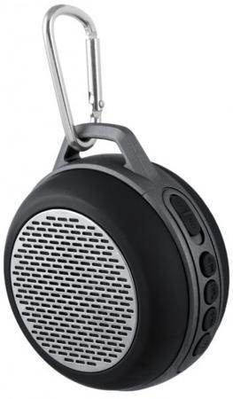 цена на Портативная акустика Perfeo Solo 5Вт Bluetooth черный PF_5204