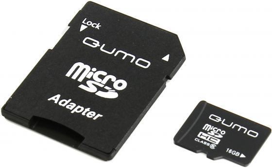 Карта памяти Micro SDHC 16Gb QUMO QM16GMICSDHC6 HC6 1pcs 2flutes 12mm micro grain solid carbide end mills milling cutter cnc lathe tool router bits hrc45 50