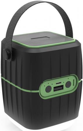 Внешний аккумулятор Power Bank 8800 мАч Ritmix RPB-8800LT черный зеленый