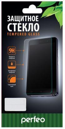 Защитное стекло Perfeo универсальное для смартфонов 5.3 PF-TG-UNI5.3 PF_4554 защитное стекло perfeo для huawei p8 lite 17 0 33мм 2 5d full screen asahi 83 золотистый pf 5070 pf tg fa hw p8lg