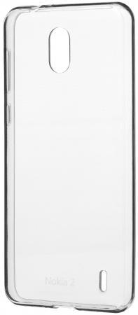 Чехол Nokia Slim Crystal Case для Nokia 2 прозрачный nokia 5