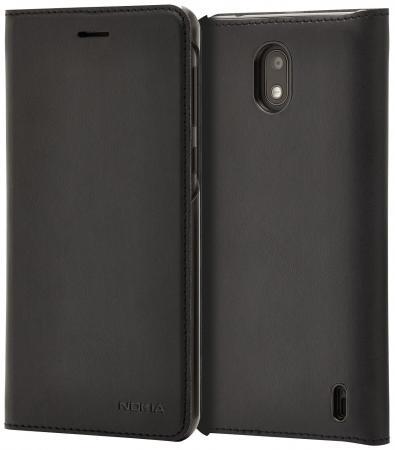 Чехол Nokia Slim Flip Cover для Nokia 2 черный nokia e71 tv деш вый бу