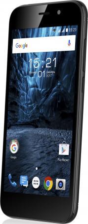 Смартфон Fly FS527 Nimbus 17 черный 5 8 Гб Wi-Fi GPS 3G смартфон fly fs454 nimbus 8 white