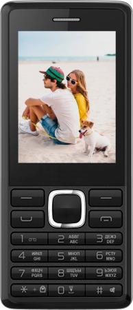 Телефон Irbis SF12 черный 2.4 32 Мб ноутбук irbis nb25 nb25