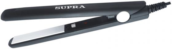 Выпрямитель для волос Supra HSS-1223S 20Вт чёрный телефон supra stl 111 белый