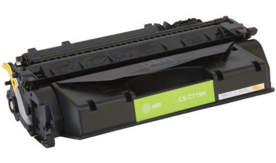 Картридж Cactus CS-C719HR для Canon MF5840dni-Sensys/MF5880dni LBP6300i/6650i черный 6400стр картридж cactus cs c725d для canon lbp i sensys 6000 6000b черный 1600стр