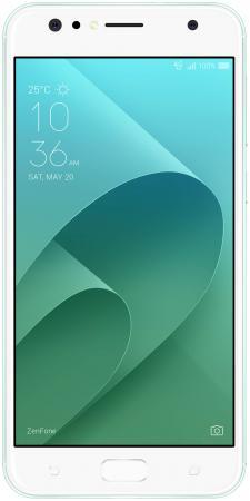 Смартфон ASUS ZenFone 4 Selfie ZD553KL зеленый 5.5 64 Гб LTE Wi-Fi GPS 3G 90AX00L4-M01520 смартфон asus zenfone 4 ze554kl черный 5 5 64 гб lte wi fi gps 3g 90az01k1 m01210