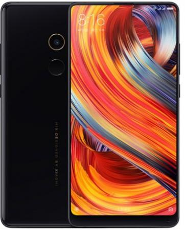 "Смартфон Xiaomi Mi Mix 2 черный 5.99"" 64 Гб LTE NFC Wi-Fi GPS 3G"