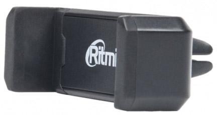 Автомобильный держатель Ritmix RCH-007 V черный автомобильный держатель interstep sh 50 lite черный