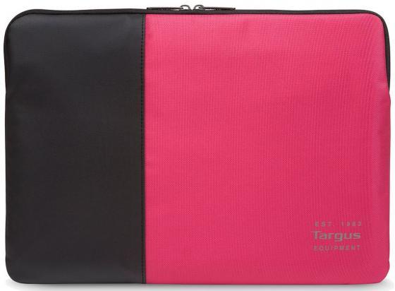 цена на Чехол для ноутбука 14 Targus TSS94813EU нейлон черный розовый