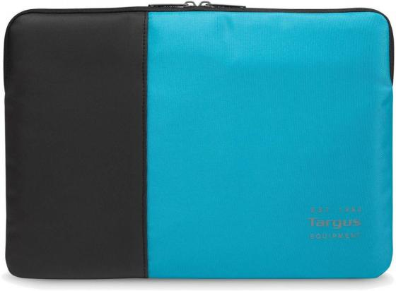 цена на Чехол для ноутбука 14 Targus TSS94802EU неопрен голубой черный
