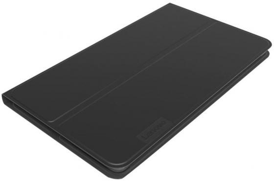 Чехол Lenovo для Lenovo Tab 4 8 Folio Case/Film полиуретан/пластик черный ZG38C01730 цена и фото